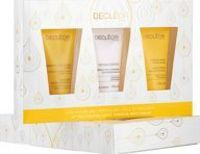 Decleor Christmas 2015 Essential Body Trio Kit Pamper a loved one over christmas with this nourishing kit designed to prep skin and maintain its beauty, whilst enveloping the body and senses form top to toe. Includes: 1000 Grain Body Exfoliator 50 http://...