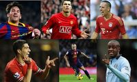 FIFA World Cup 2014 - Top 6 Players!