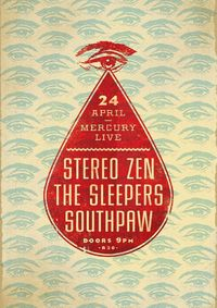 // The Sleepers Poster //