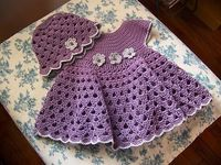 pattern is for bumble dress but this shows a variation on it.