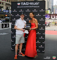 TAG Heuer Sponsored Third Street Soccer USA Times Square Cup
