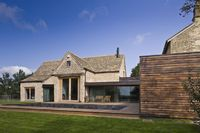 Furzey Hall Farm, MS Building & Renovation Cotswold Stone Barn Conversion