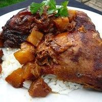 Take The Night Off Slow Cooker Pineapple Chicken Allrecipes.com