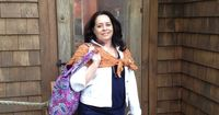 Knitting in Beantown: Looking back at events, queued patterns, wool pigg...