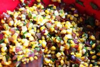 Sweet Summer Corn with Bacon and Balsamic Onions - Amateur Gourmet