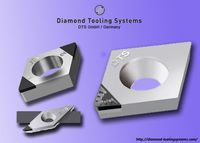 Looking for CVD coated CVD tools for machining ferrous or hard materials? Diamond Tooling System offers you the perfect combination of an environmentally friendly CVD coating, so that continuous and uninterrupted machining of various inflexible metallic w...