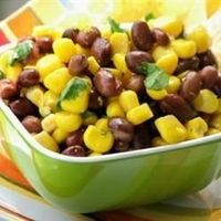 """Corn and Black Bean Salad """"Delightful by itself or as an 'add on' to your regular salad. Made exactly according to the recipe."""""""