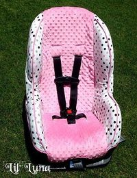 Free Sewing Pattern - Tutorial: Car Seat Cover from the Kids Free Sewing Patterns Category