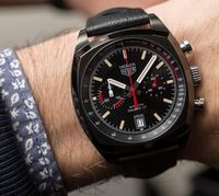 Top 5 Watch Updates From Baselworld 2016 - TAG Heuer Monza
