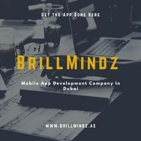 A Large number of apps are developed and uploaded daily but the success of the app depends on the structure of the app,ease of use of the app,interactiveness with amazing ui and finally ontime release of the apps Wr BrillMindz one of the top mobile app de...