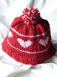 Adorable hat pattern