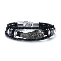 Angel Wing Mens Engraved Bracelet https://www.gullei.com/angel-wing-mens-engraved-bracelet.html