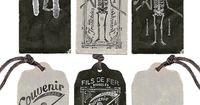 Fils de fer - Souvenir 14 18 by BMD Design , via Behance