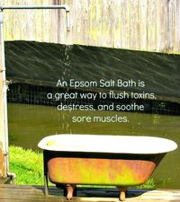 Magnificent Magnesium Sulfate: 14 Green & Healthy Uses for Epsom Salts