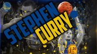 Stephen Curry Colorful HD Wallpaper