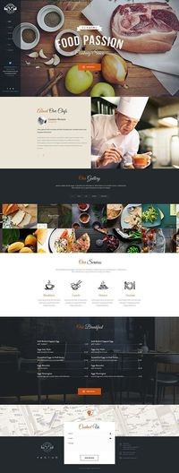 The-Gourmet-Food-WP-Skin-Theme