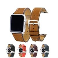 Leather Apple Watch Band Series 4/3/2/1 38mm 42mm 40mm 44mm $34.99