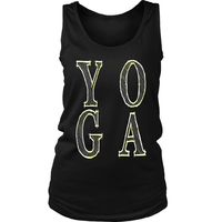 Exclusively from And Above All YOGA --- YOGA District Women's Tank Top for just $29.00 with FREE SHIPPING