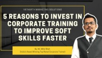 "Yatharth Marketing Solutions is Among Top Most Corporate Training Companies based in India, Ahmedabad, Mumbai, Pune & Dubai offers corporate training programs to close your skills gap with comprehensive corporate training, To know more about ""cor..."