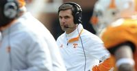 Derek Dooley: 'Everybody said I was fired, and I didn't even know it' - Well coach, have you been reading your stat sheets after each game?