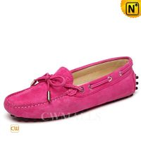 CWMALLS® Designer Driving Leather Moccasins CW306022