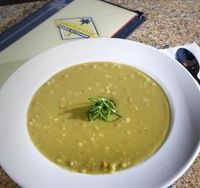 "Manju P. Kamdar, Oak Creek, requested the recipe for a pea and barley soup served at California Pizza Kitchen. She wrote: ""I would like the recipe�€'.�€'.�€'.�€'our gra"