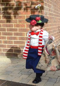 Adorable Mary Poppins on Tumblr: Emphasis Added, Halloween Costumes, Halloween, costumes, play, pretend, dress-up, kiddos, mary poppins, mary poppins costume, mini mary poppins