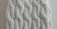 Faye's Super Soft Merino Chunky Cable Hat