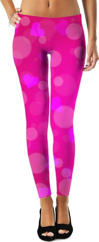 ROWL Hot Pink Women's Leggings $42.00