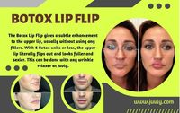For more details you can visit at: https://www.juvly.com/services/face/lip-services/botox-lip-flip/