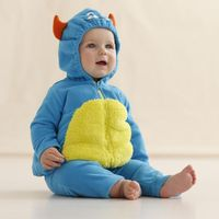 Monster Halloween Costume | Baby Boy Halloween Shop