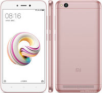 Xiaomi Redmi 5A android smartphone price in Pakistan Rs: 14,999 USD: $144. Xiaomi Redmi 5A smartphone with 5-inch display, 1.4GHz quad-core processor, 2GB of RAM, 13MP camera, Weight (g)?: ?137.00, Battery capacity (mAh)?: ?3000. Available...