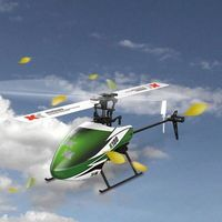 XK K100 Falcom 6CH Flybarless 3D6G System RC Helicopter BNF