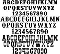 DXF Typography Fonts Just for: $9.99