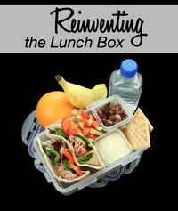 Join us for our 8 week series on �€œReinventing the Lunch Box.�€ We will go from selecting the right �€œhardware�€ to recipes, tips and tricks for packing a lunch bey
