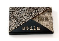 These are two of my favorite eye shadow packages from Stila. The concentration is definitely on making the packaging eye catching, unique, and tactile.