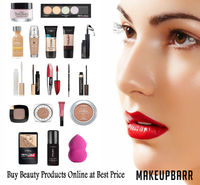 Buy Beauty Products Online at best price from Makeupbarr, view our product list and pick the best Beauty & Cosmetics for you. Free Shipping and COD in India.