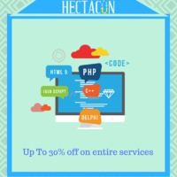 Are you looking for Web Development & Design Company? Well, Hectacon is the best Option for you Just Explore our portfolio and Transform your ideas into reality. Our Services are: �€�Website Development  �€�Website Hosting �€�Log...