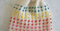 Button Candy Hat | The Purl Bee