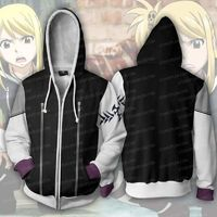 FAIRY TAIL - Lucy Heartfilia Cosplay Hoodie $34.99