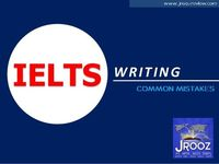 IELTS writing common mistakes