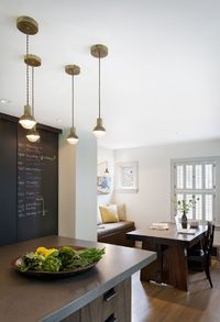 Brick House transformed Brick House Transformed by ReruchaStudio. Browse inspirational photos of modern dining rooms.