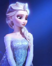 Elsa #Disney #Frozen