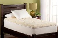 Traditional Wool Mattress Pad by Downright $196.00