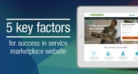 5 Key Factors for Success in Service Marketplace Website