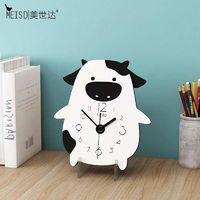 Cute Acrylic Kids Room Alarm Desk Watch $42.69