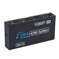 HDMI Splitter for gaming (4 in 1 out) 1080P $29.99