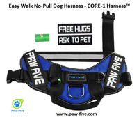 Are you looking for the highest quality dog harness that helps to stop pulling? If yes, Easy Walk No-Pull harness is the better choice for you. At Paw Five, we are offering innovative and luxury Easy Walk No-Pull harness with a built-in waste bad dispense...