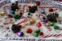 Preschool Christmas activities can be such fun. As part of our quest for Christmas activities for kids, we loved the thought of the FEELING of Christmas t Celeb